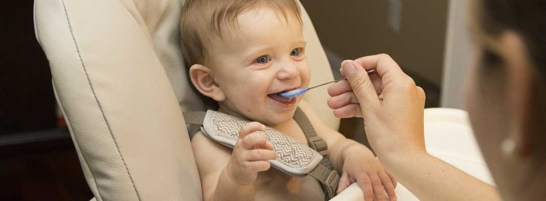 Cleaning Up Baby Food Spills on Your Carpet